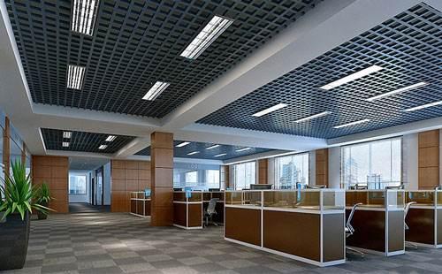上海办公室装修设计