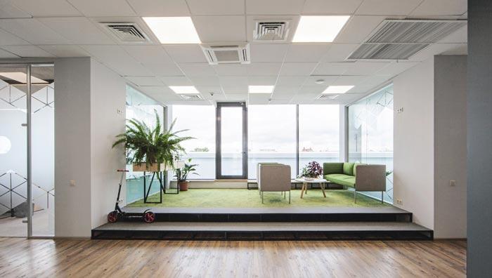 办公室装修设计规范我们应该考虑那几个方面?