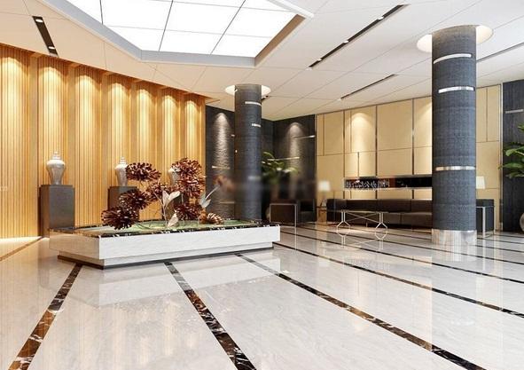 办公楼装修效果图设计风格4大注意事项