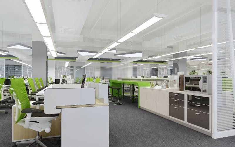 科技公司办公室装修注意的几点问题