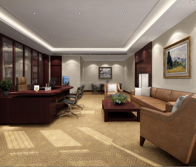 为什么上海办公室装潢中要选择环保材料?