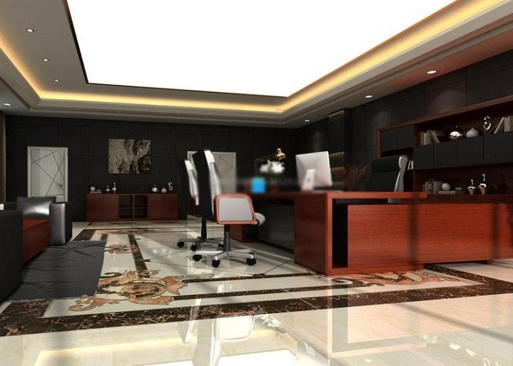 办公室设计如何合理的搭配办公家具?
