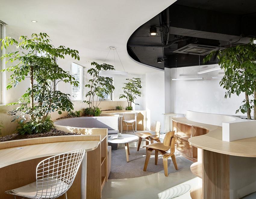 上海办公室设计哪家好?锦存给您透露装修攻略