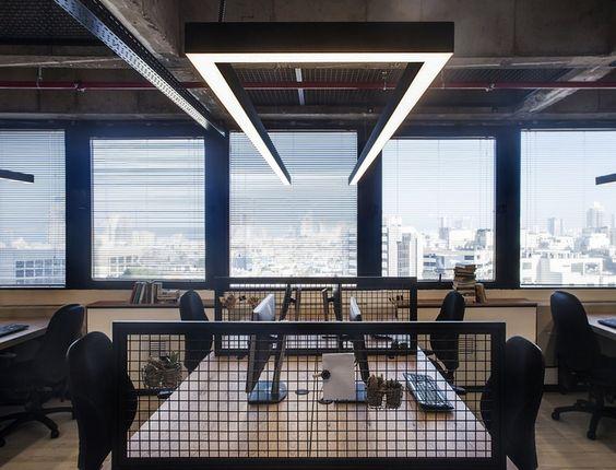 上海办公室室内装修中小办公室如何装修设计?