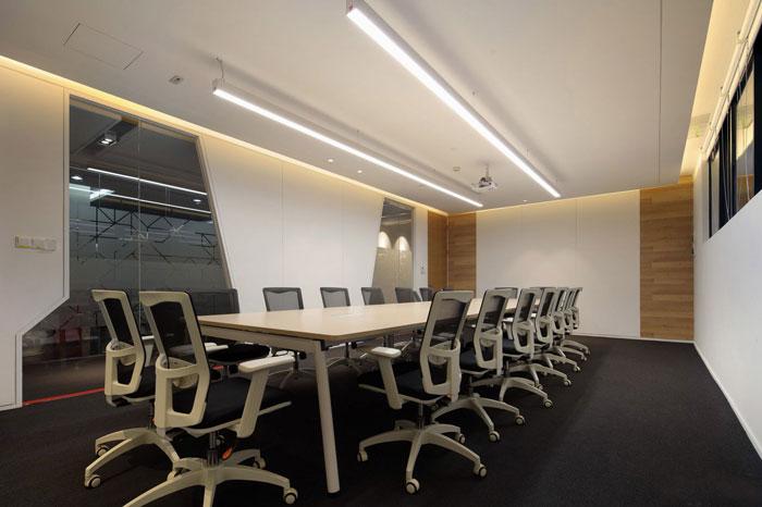 中式办公室吊顶装修提醒:厨具与家电配置的关系?