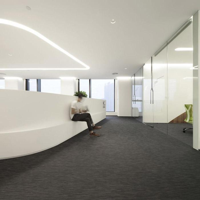 办公室设计中如何在办公室布置挂画?