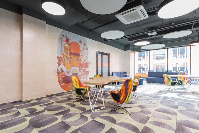 办公室装饰设计中如何做好灯的合理应用?
