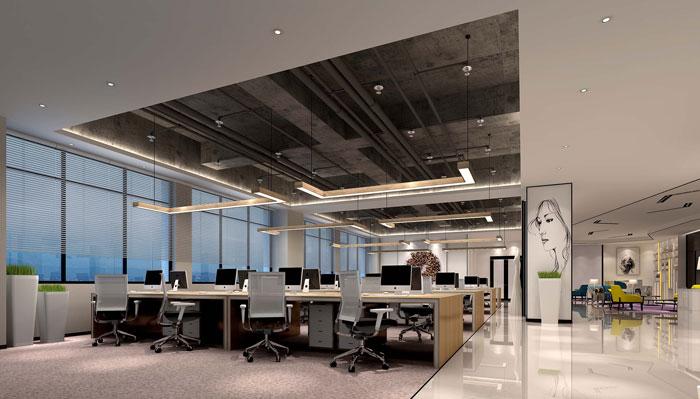 原生态办公室装修设计有哪些装修要点?