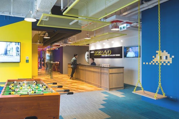 互联网公司办公室装修中如何解决噪音问题?