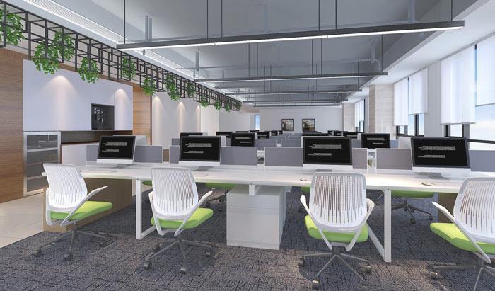 办公室装修设计施工与家装有什么区别?
