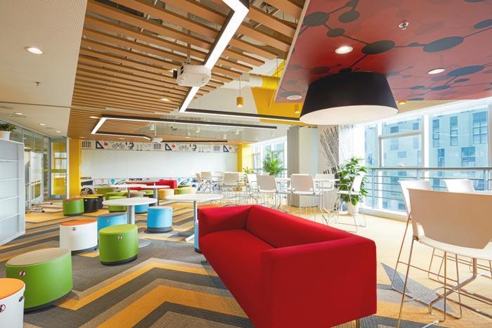 室内设计办公室中如何正确的选择材料?