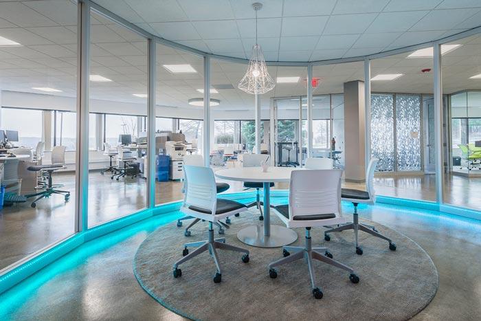 工厂办公室设计应该如何搭配颜色?