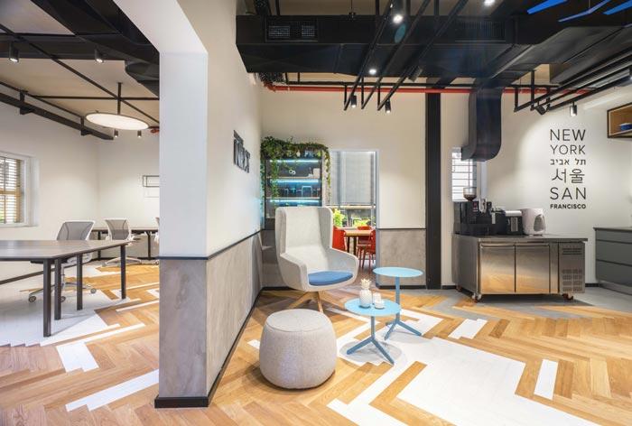 小型办公室装修如何设计才高档?