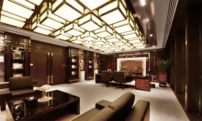 总经理办公室装饰规划风格有哪些-北京房屋装修