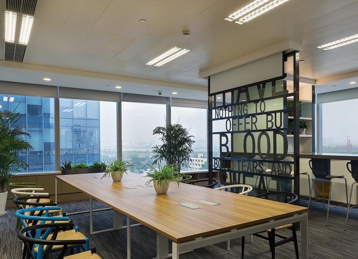 现代精约办公室装饰怎么装饰规划-北京房屋装修