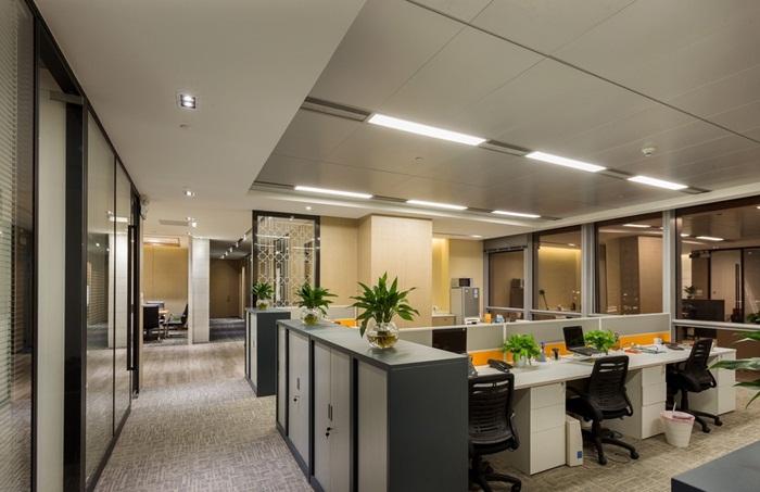 写字楼办公室装饰风水应留意哪次事项-北京房屋装修