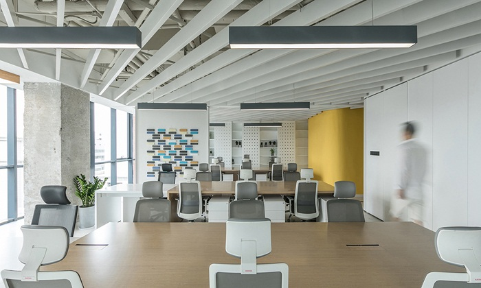 办公室装修设计日式办公装修风格有什么特点?