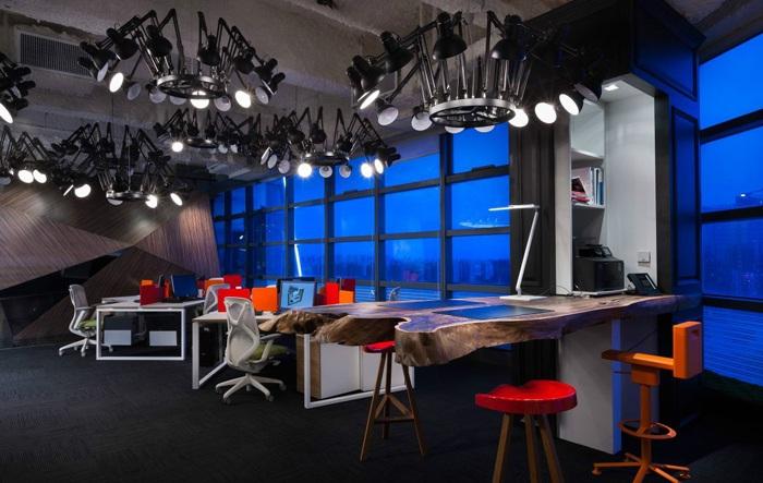 办公室装修选择家具对于装饰效果起什么作用?