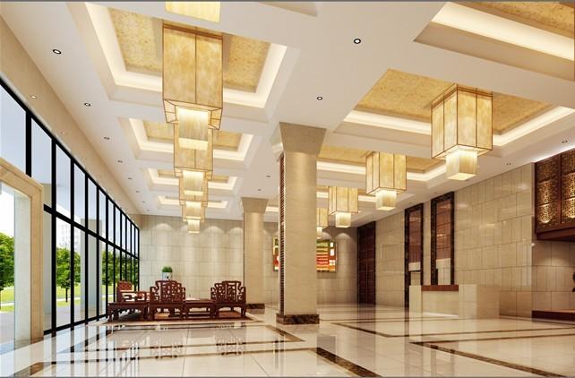 办公楼大厅装修设计效果设计效果鉴赏