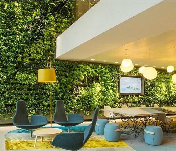 打造绿色健康的办公室装修
