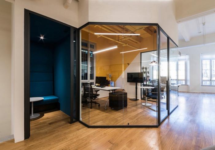 小办公室装修设计应该如何装修更有人性化?